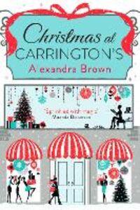 Foto Cover di Christmas at Carrington's, Ebook inglese di Alexandra Brown, edito da HarperCollins Publishers