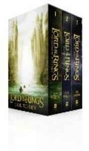 The Lord of the Rings: Boxed Set - J. R. R. Tolkien - cover