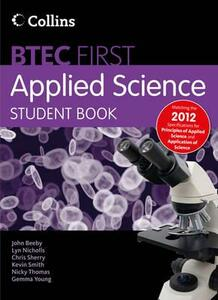 Student Book: Principles of Applied Science & Application of Science - cover