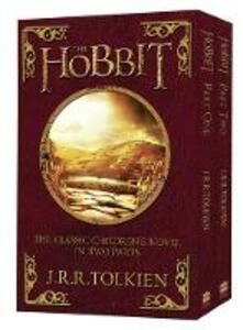 The Hobbit (Part 1 and 2) Slipcase - J. R. R. Tolkien - cover