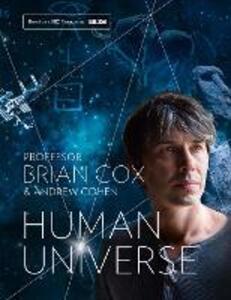 Human Universe - Brian Cox,Andrew Cohen - cover