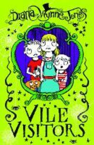 Foto Cover di Vile Visitors, Ebook inglese di Diana Wynne Jones, edito da HarperCollins Publishers