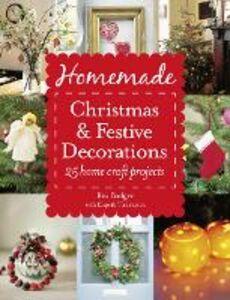 Foto Cover di Homemade Christmas and Festive Decorations, Ebook inglese di Ros Badger,Elspeth Thompson, edito da HarperCollins Publishers