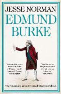 Foto Cover di Edmund Burke, Ebook inglese di Jesse Norman, edito da HarperCollins Publishers