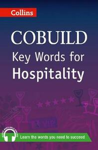 Key Words for Hospitality: B1+ - cover