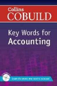Key Words for Accounting: B1+ - cover