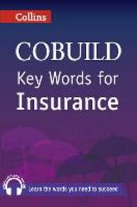 Key Words for Insurance: B1+ - cover