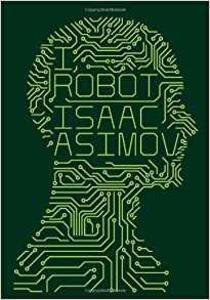 I, Robot - Isaac Asimov - cover