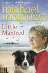 Little Manfred - Michael Morpurgo - cover