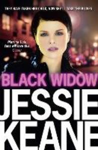 Black Widow - Jessie Keane - cover