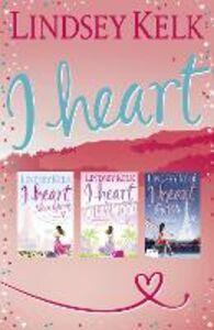 Foto Cover di I Heart New York; I Heart Hollywood; I Heart Paris, Ebook inglese di Lindsey Kelk, edito da HarperCollins Publishers