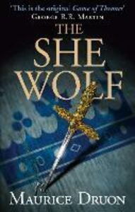 Ebook in inglese She-Wolf (The Accursed Kings, Book 5) Druon, Maurice