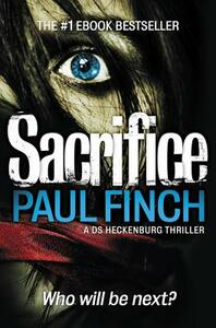 Sacrifice - Paul Finch - cover