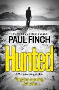 Foto Cover di Hunted (Detective Mark Heckenburg Book 5), Ebook inglese di Paul Finch, edito da HarperCollins Publishers