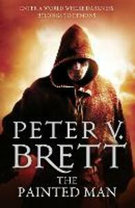 The Painted Man - Peter V. Brett - cover