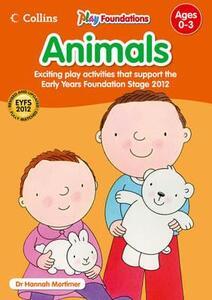 Animals - Hannah Mortimer - cover