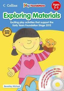 Exploring Materials - Beverley Michael - cover