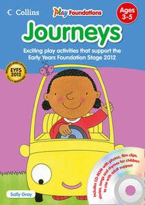 Journeys - Sally Gray - cover