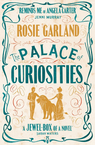 Ebook in inglese The Palace of Curiosities Garland, Rosie