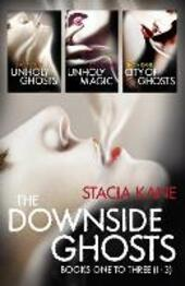 The Downside Ghosts Series Books 1-3