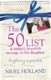 The 50 List – a Father's Heartfelt Message to his Daughter