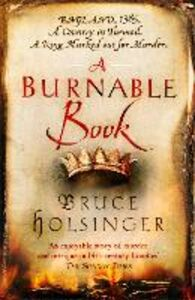 Foto Cover di A Burnable Book, Ebook inglese di Bruce Holsinger, edito da HarperCollins Publishers