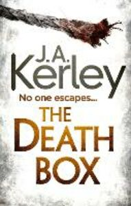 Ebook in inglese Death Box (Carson Ryder, Book 10) Kerley, J. A.