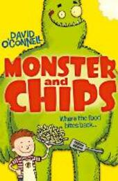 Monster and Chips (Colour Version) (Monster and Chips, Book 1)
