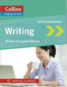 Writing: A2 - Kirsten Campbell-Howes - cover