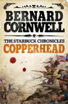 Copperhead - Bernard Cornwell - cover