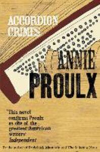 Foto Cover di Accordion Crimes, Ebook inglese di Annie Proulx, edito da HarperCollins Publishers