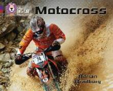 Motocross: Band 08 Purple/Band 14 Ruby - Adrian Bradbury - cover