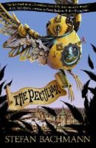 The Peculiar - Stefan Bachmann - cover