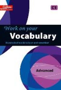 Vocabulary: C1 - cover