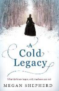 Ebook in inglese Cold Legacy Shepherd, Megan