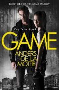 Game - Anders De la Motte - cover