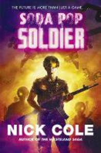 Ebook in inglese Soda Pop Soldier Cole, Nick