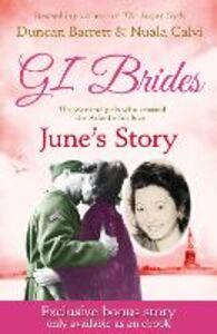 Foto Cover di GI BRIDES – June's Story, Ebook inglese di Duncan Barrett,Nuala Calvi, edito da HarperCollins Publishers