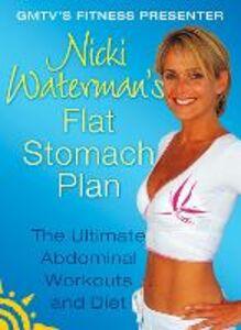 Foto Cover di Nicki Waterman's Flat Stomach Plan, Ebook inglese di Nicki Waterman, edito da HarperCollins Publishers