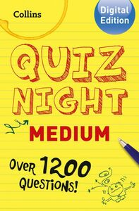 Foto Cover di Collins Quiz Night (Medium), Ebook inglese di Collins, edito da HarperCollins Publishers