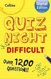 Collins Quiz Night (Difficult)