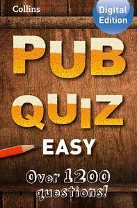Foto Cover di Collins Pub Quiz (Easy), Ebook inglese di Collins, edito da HarperCollins Publishers