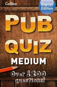 Foto Cover di Collins Pub Quiz (Medium), Ebook inglese di Collins, edito da HarperCollins Publishers