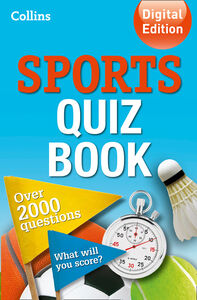 Foto Cover di Collins Sports Quiz Book, Ebook inglese di Collins, edito da HarperCollins Publishers