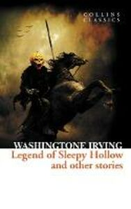 Foto Cover di The Legend of Sleepy Hollow and Other Stories, Ebook inglese di Washington Irving, edito da HarperCollins Publishers