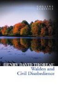 Foto Cover di Walden and Civil Disobedience, Ebook inglese di Henry David Thoreau, edito da HarperCollins Publishers