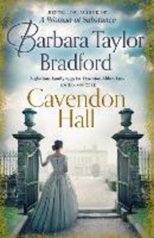 Cavendon Hall - Barbara Taylor Bradford - cover