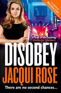 Foto Cover di Disobey, Ebook inglese di Jacqui Rose, edito da HarperCollins Publishers