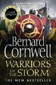 Warriors of the Storm - Bernard Cornwell - cover