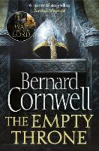 Foto Cover di The Empty Throne, Ebook inglese di Bernard Cornwell, edito da HarperCollins Publishers